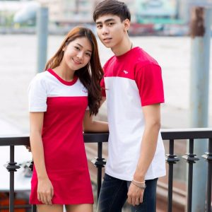 Couple Dress and Top
