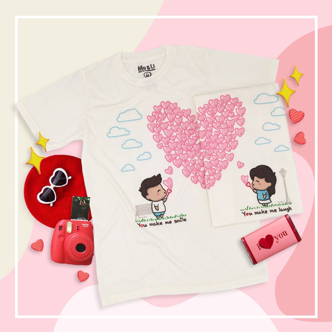 34ea9c64 Valentines Couple Shirt – Me&U