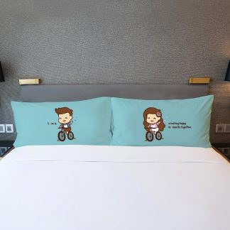 Couple Pillowcase